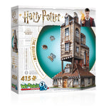 Harry Potter - Puzzle 3D Weasley Family Home The Burrow™