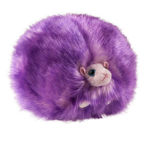 Harry Potter (Universal Orlando) - Purple Pygmy Puff Plush with Sound