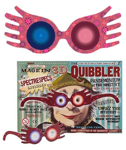 Harry Potter (Universal Orlando) - The Quibbler Spectrespecs