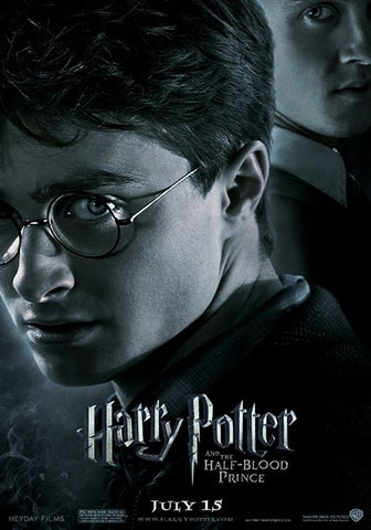 Harry Potter - Locandina Harry Potter