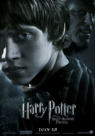 Harry Potter - Locandina Ron Weasley