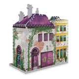 Harry Potter - Puzzle 3D Madam Malkin's™ and Florean Fortescue's Ice Cream™ Diagon Alley™