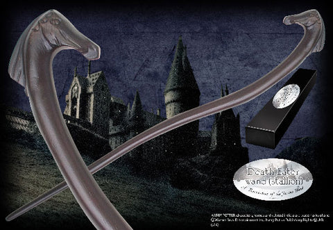 Harry Potter - Bacchetta Death Eater (Stallion)