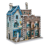Harry Potter - Puzzle 3D Ollivander's Wand Shop™ and Scribbulus™ Diagon Alley™