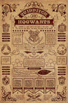 Harry Potter - Manifesto Quidditch At Hogwarts
