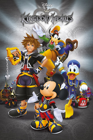 Kingdom Hearts - Manifesto