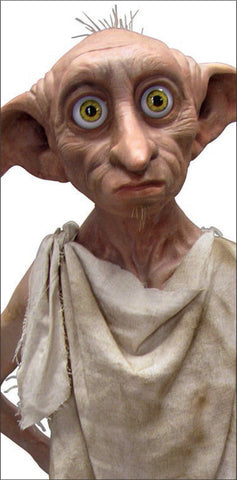 Harry Potter - Statua Dobby (dimensioni reali)