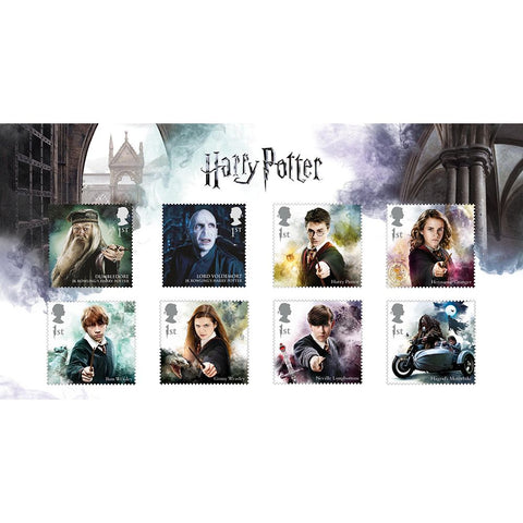 Harry Potter - Complete Character Collection Pack