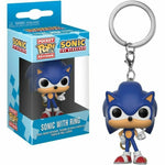 Sonic the Hedgehog - Sonic with Ring figura intera