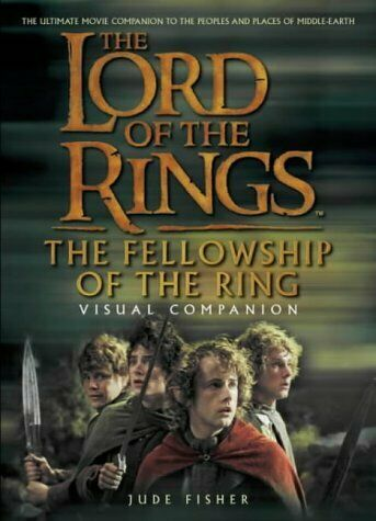 Il Signore degli Anelli - Libro The Fellowship of the Ring (inglese)