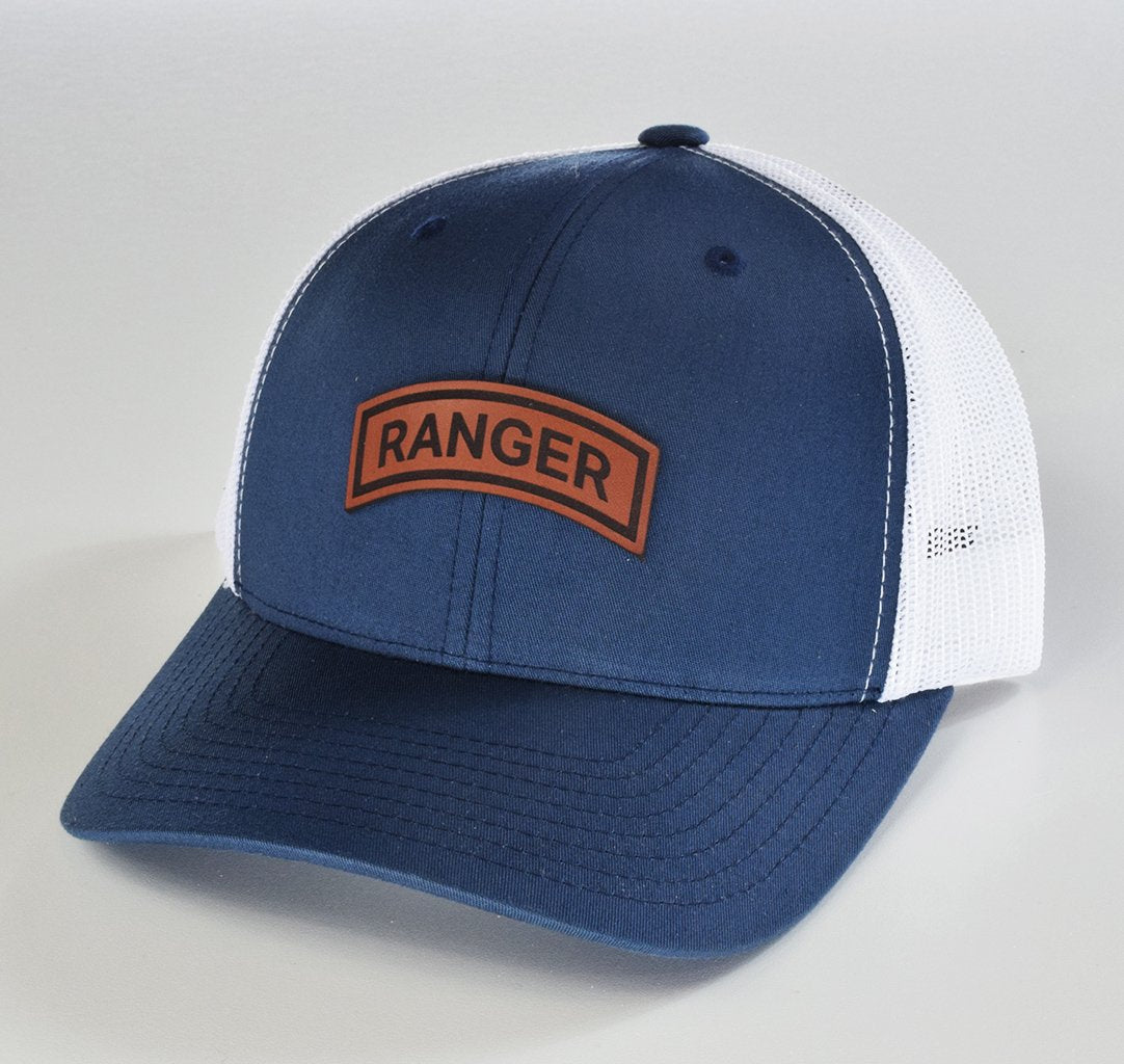 Ranger Tab Leather Snapback