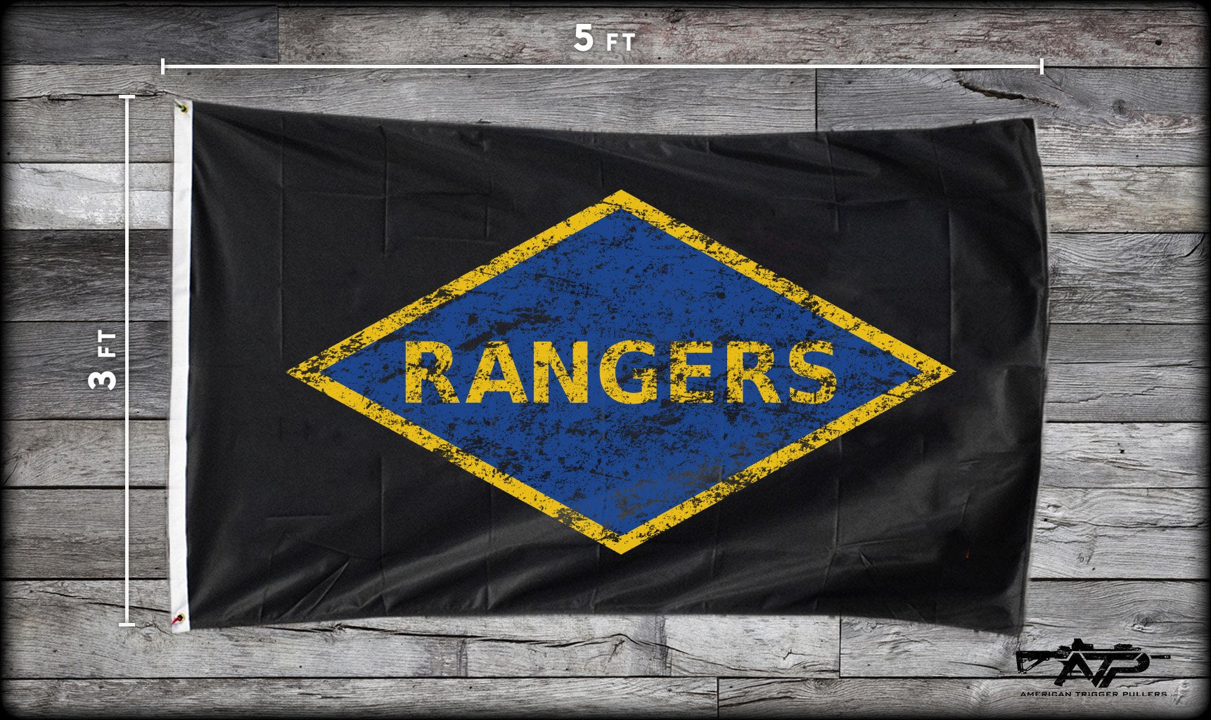 Rangers Diamond Flag