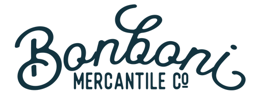 Bonboni Mercantile Co. logo