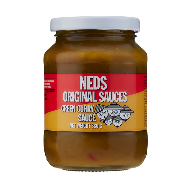 Neds Green Curry Sauce