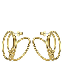 Load image into Gallery viewer, Sienna 18K Gold Earrings - Ibeauty By Halz