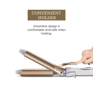 Professional Hair Curling Iron Ceramic - Ibeauty By Halz