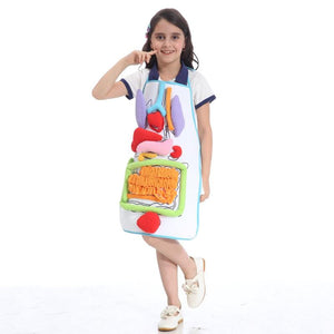(25% Off Today) Anatomy Apron