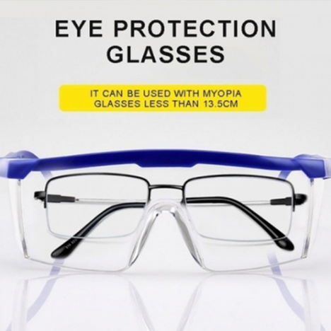 Protective Glasse Anti-Saliva Safety Goggles