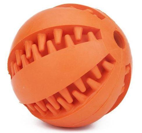 Dog Teeth Cleaning Rubber Ball - Epaws