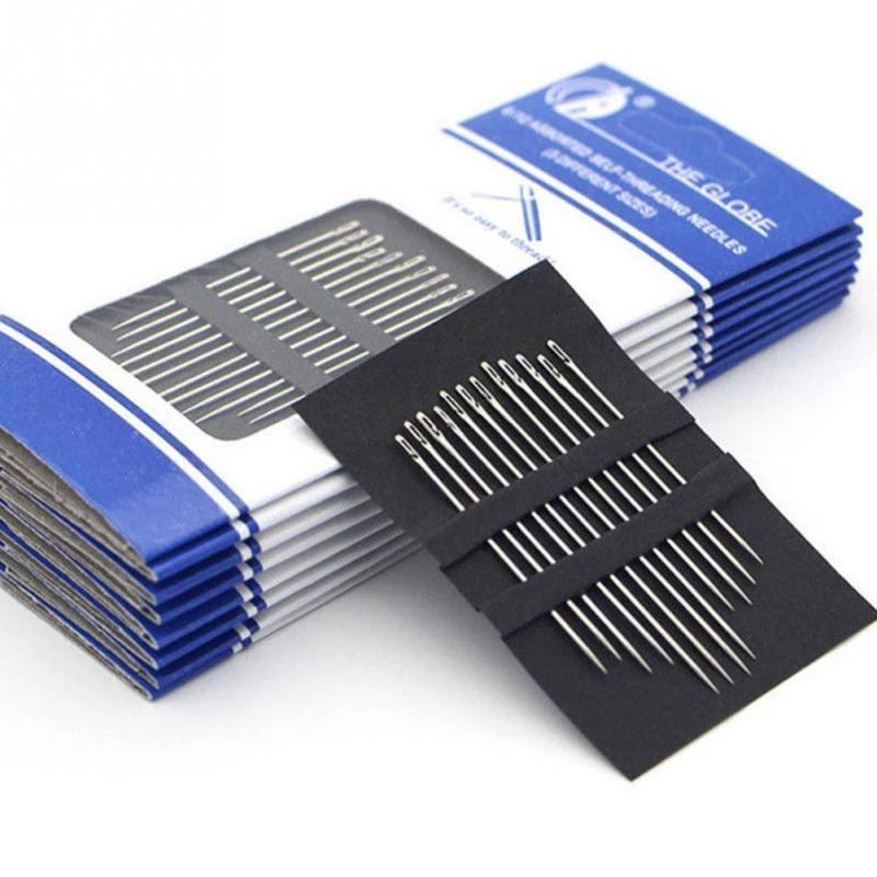 Self-threading Needles (Over $29.9 free shipping)