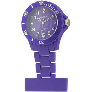 Neon Fob Watch - Purple