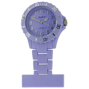 Neon Fob Watch - Lilac