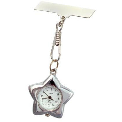Star Fob Watch