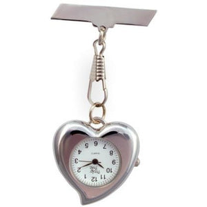 Heart Fob Watch