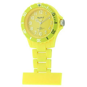 Neon Fob Watch - Yellow
