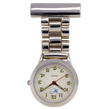 Load image into Gallery viewer, Classic Style Fob Watch Silver or Gold
