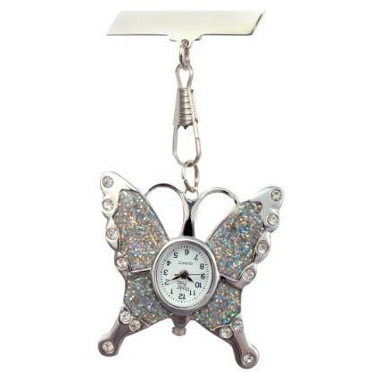 Butterfly Fob Watch