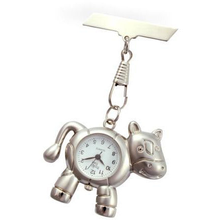 Cow Fob Watch