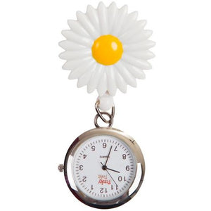Daisy Retractable Pull Reel with Watch
