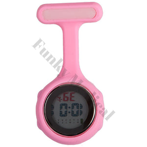 Multi Functional Digital Fob Watch