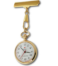 Load image into Gallery viewer, Philip Mercier Gold or Silver Fob Watch