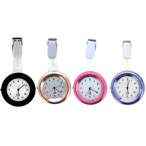Aluminium Clip Watches available in Four Colours