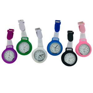 Silicone Clip Watches