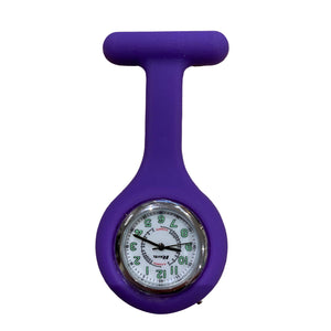 Ravel Silicone Fob Watch with Backlight