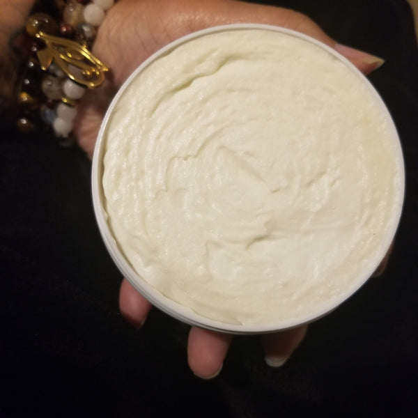 Body Butter Aloe