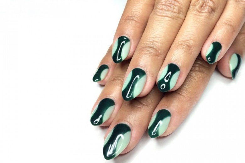 A New Kind Of Gel Manicure Bonvirage Clothing