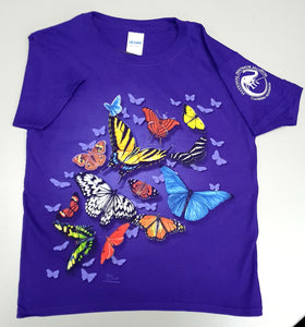 Butterfly Wonder Youth T-shirt