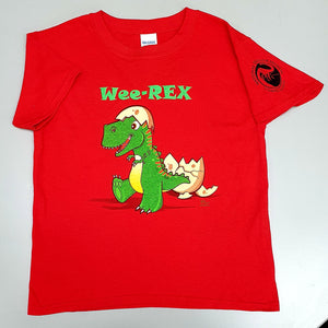 Wee Rex Youth T-shirt