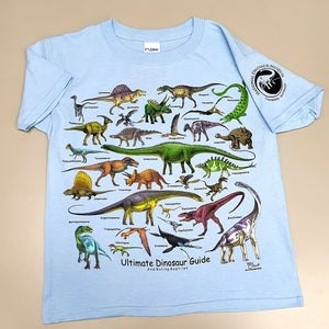 Ultimate Dinosaur Guide Adult T-shirt