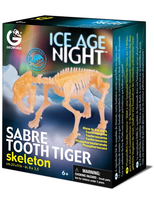 Sabre Tooth Tiger