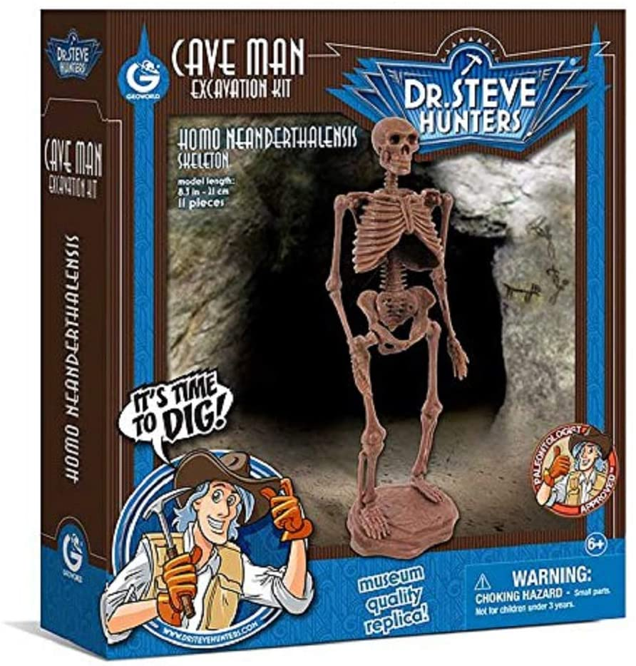 Cave Man Excavation Kit