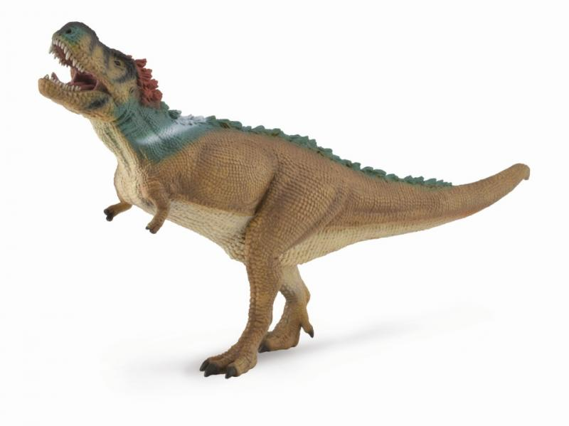 Feathered Tyrannosaurus Rex with Movable Jaw - Deluxe 1 by40 Scale