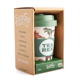 Eco Go T-Rex Travel Cup