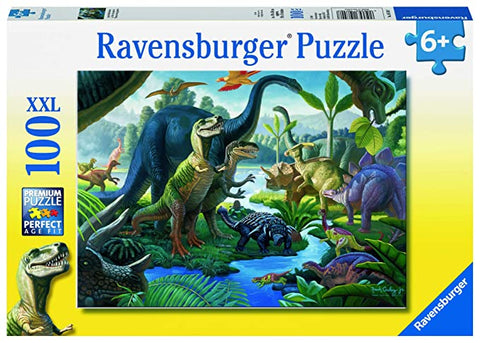 Ravensburger - Land of the Giants 100pc Puzzle