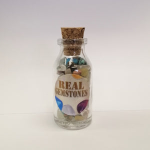 Gemstone Bottle