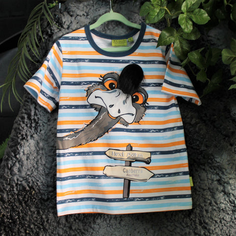 Childrens Emu T-Shirt
